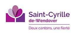 Municipalité Saint-Cyrille logo